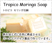 トロピコ モリンガ石鹸